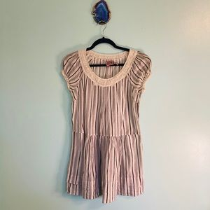 Juicy Couture Babydoll Tunic Top